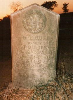 Virginia Elizabeth <i>Montgomery</i> Blakeman