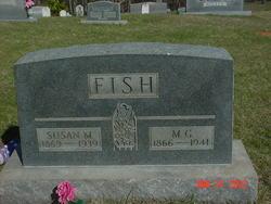 Susan M. (Mary) <i>Hiatt</i> Fish