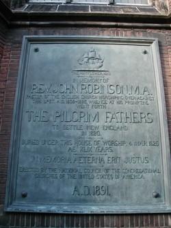 Rev John Robinson