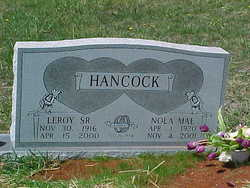 Leroy Hancock, Sr