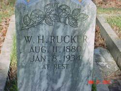 W H Rucker