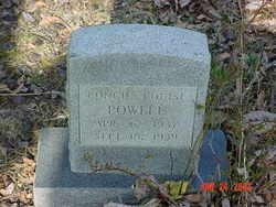 Poncie Louise Powell