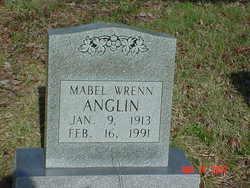 Mabel <i>Wrenn</i> Anglin