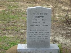 Joseph Lee Big Joe Williams