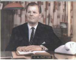 Rev Clyde Napoleon Patton