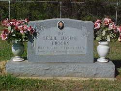 Leslie Eugene Bo Brooks
