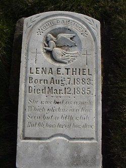 Lena E. Thiel