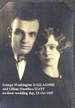 George Washington Shorty Gallagher