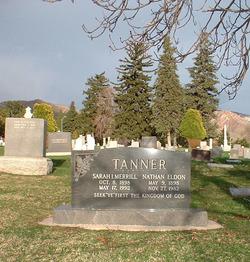 Nathan Eldon Tanner