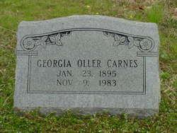 Georgia <i>Oller</i> Carnes