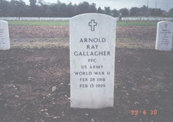 Arnold Ray Gallagher