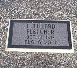 James Willard Willard Fletcher
