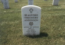 Beauford Anderson
