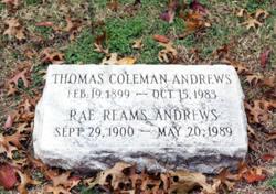 Thomas Coleman Andrews