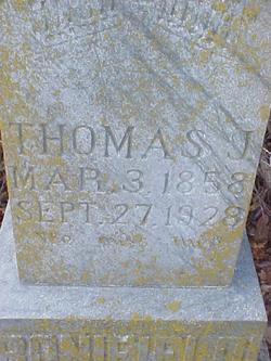 Thomas Andrew Jackson Bonifield