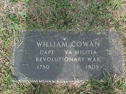 William Cowan