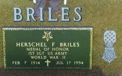 Sgt Herschel Floyd Briles