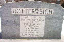 Jacobina <i>Schniable</i> Dotterweich