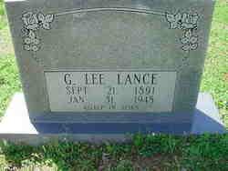 G. Lee Lance
