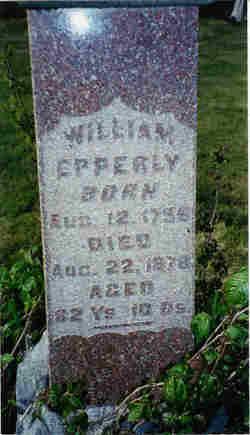 William E. Epperly, Sr
