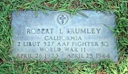 Lieut Robert L. Brumley