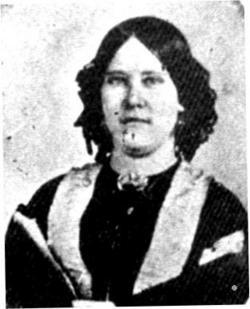 Angelina Elizabeth <i>Dickinson</i> Griffith-Holmes
