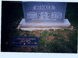 Pvt William Reed Hinkle