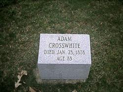 Adam Crosswhite