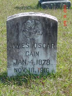 James Oscar Cain