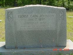 Eloise <i>Cain</i> Johnson