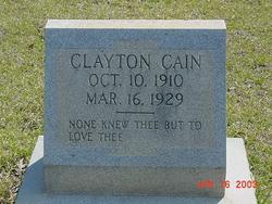 Clayton Cain