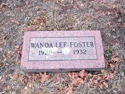 Wanda Lee Foster