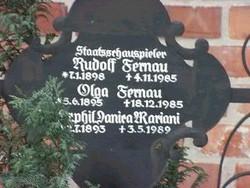 Rudolf Fernau