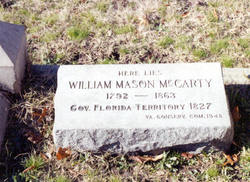 William Mason McCarty