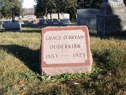 Grace <i>O'Bryan</i> Ouderkirk