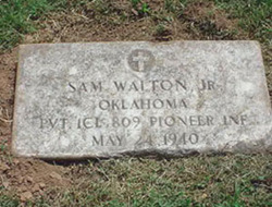 Samuel Sam Walton, Jr