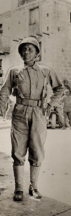Gen Theodore Roosevelt, III