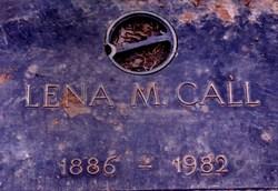 Lena M <i>Erb</i> Call