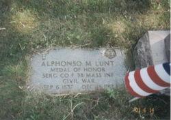 Alphonso M. Lunt