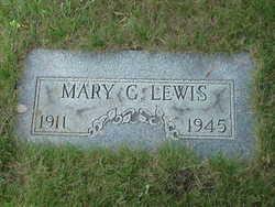 Mary Gladys <i>Shepherd</i> Lewis