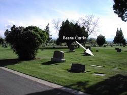 Keene Curtis