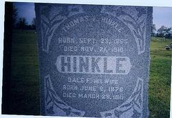 Thomas F Hinkle