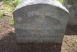 M. Louisa <i>De Witt</i> Conover