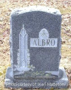 Henry R. Albro, Sr