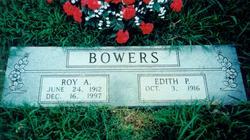 Edith <i>Galloway</i> Bowers