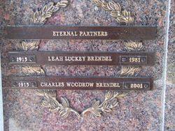 Leah <i>Luckey</i> Brendel
