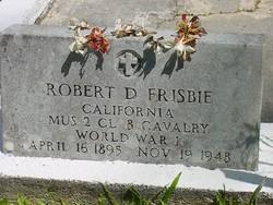 Robert Frisbie
