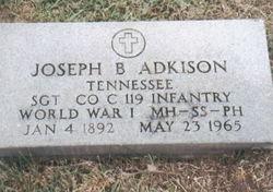 Joseph Bernard Adkison