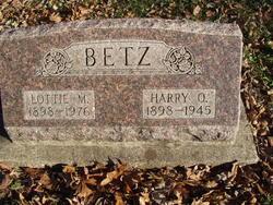 Harry O. Betz