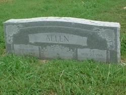 Beaulah Bernice <i>Grimes</i> Allen